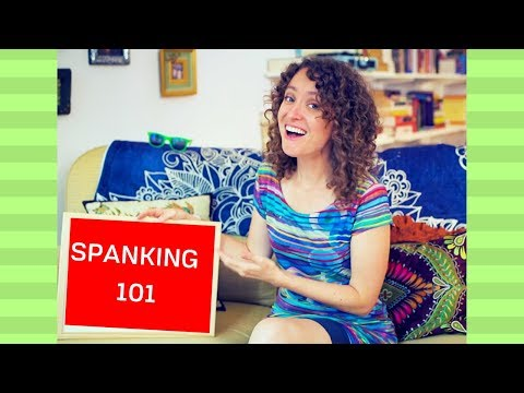 Spanking 101: Words + Terms