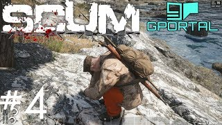 I REALLY NEED TO GO TO THE TOILET!!! | SCUM Gameplay | MP Server | PC | Part 4