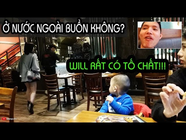 Ở nước ngoài có buồn không | Will ngắm chị gái TQ xinh đẹp ăn đồ Mã Lai | Food n Travel