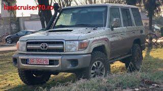 Noua Toyota Land Cruiser 70, monstrul sacru 4x4 despre care nici nu stiai ca exista!