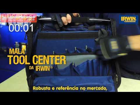 Mala Tool Center Irwin - Loja Do Mecânico