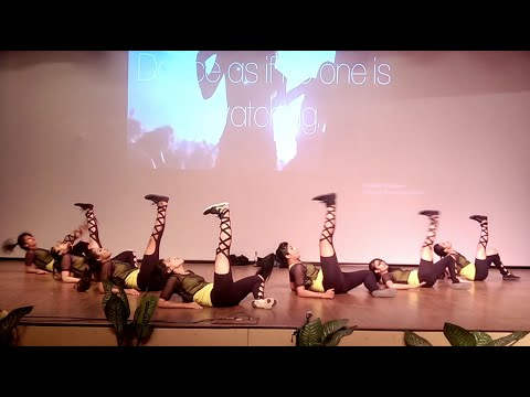 AHAARYA dance performance