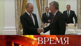 видео Путин оценил курс развития Москвы