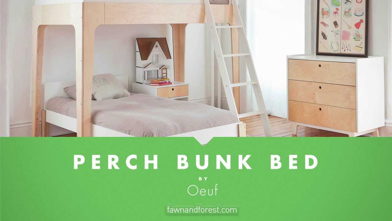 Oeuf Perch Bunk Bed Checkout The Perch Bunk Bed At Fawnandforest
