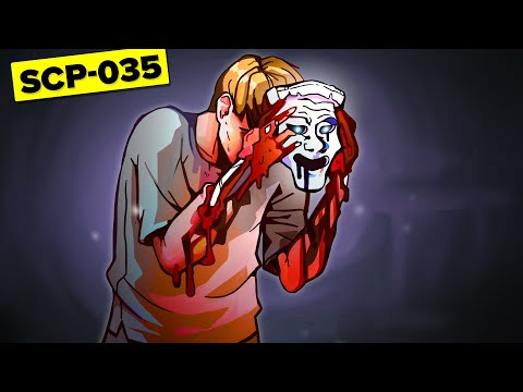 SCP-035 - The Possessive Mask (SCP Animation)