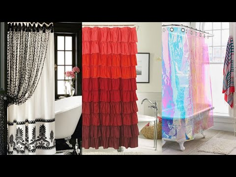 Creative Shower Curtains Ideas. Shower Curtains Inspiration and Design.