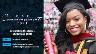 College of Business (COB) - Commencement 2021