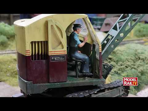 Model Rail magazine layout - J Campbell Quarry