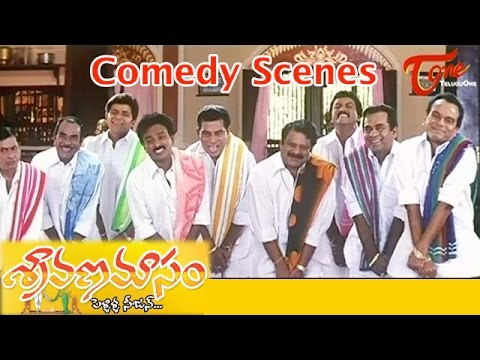 Sravana Masam Movie Comedy Scenes    Back to Back    Krishna    Harikrishna    Karthikeya