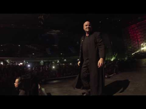 Disturbed on Tour: David