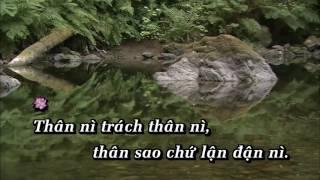 KaraOke Trách Phận - Quang Linh [ Full beat Gốc ]