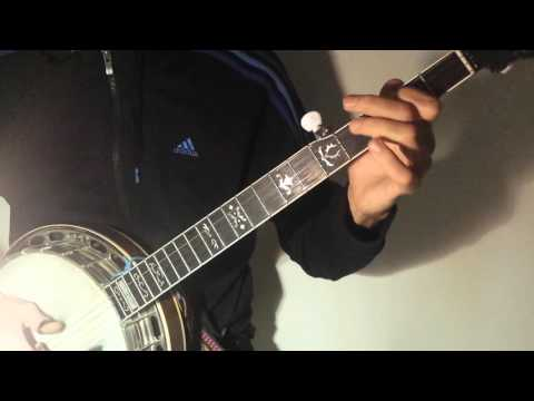 Morrison 's Jig - 5 String Banjo