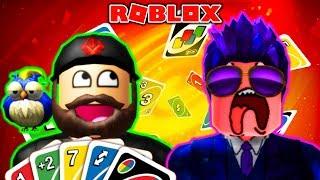 MISTRZOWIE UNO W ROBLOXIE | ROBLOX #admiros