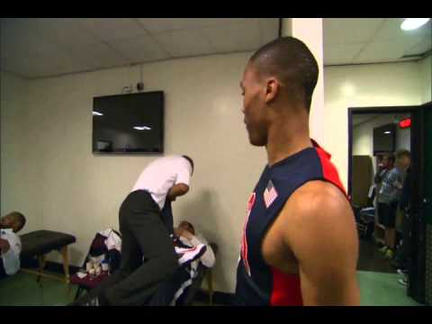 Out takes 2012 USA Olympic Basketball