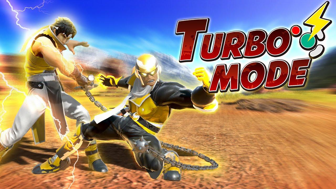 Super Smash Bros. Ultimate - TURBO COMBO VIDEO thumbnail