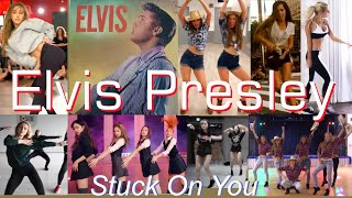 Elvis Presley (Stuck On You) Extended Remix (Shuffle Shapes Hip-Hop) Dance to Rock Tribute