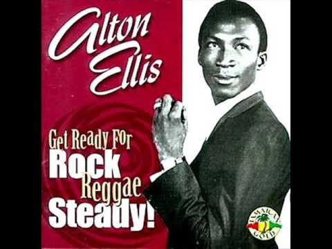 Alton Ellis  -  Tumbling Tears  1967- 74