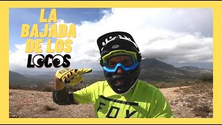Enduro MTB - La bajada de los locos - Mountain Bike