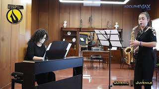 FISP21   Maria Marques Portugal plays Andante et Allegro by Andre Chailleux