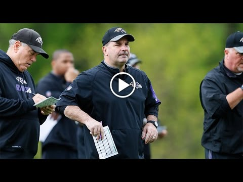 New 'High Energy' D-Line Coach Joe Cullen | Wired | Baltimore Ravens