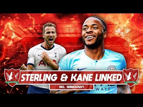 LIVERPOOL TO MAKE SHOCK MOVE FOR STERLING?? | LFC Transfer News & Chat