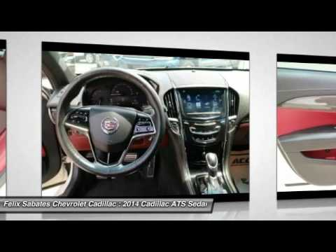 2014 cadillac ats homestead fl t125217 youtube. Black Bedroom Furniture Sets. Home Design Ideas