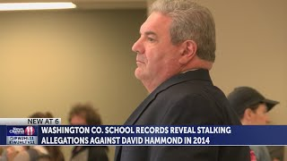 Records request reveals stalking allegations against school board member in 2014