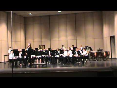 Dansville Middle School 7-8 Band - MSBOA Band Festival 2016