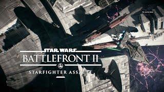 Star Wars Battlefront 2 - Star Fighter Assault Cinematic