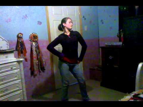 Sarah LaFleur Dancing to Tic Toc.3gp