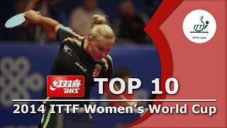 DHS Top 10 - 2014 Women's World Cup