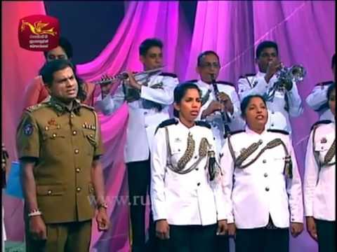W.K.Jayalath Police Song