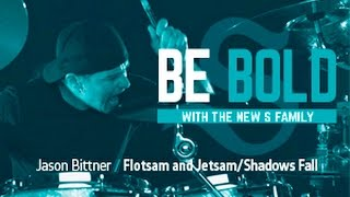 S Family - Jason Bittner of Shadows Fall / Flotsam & Jetsam