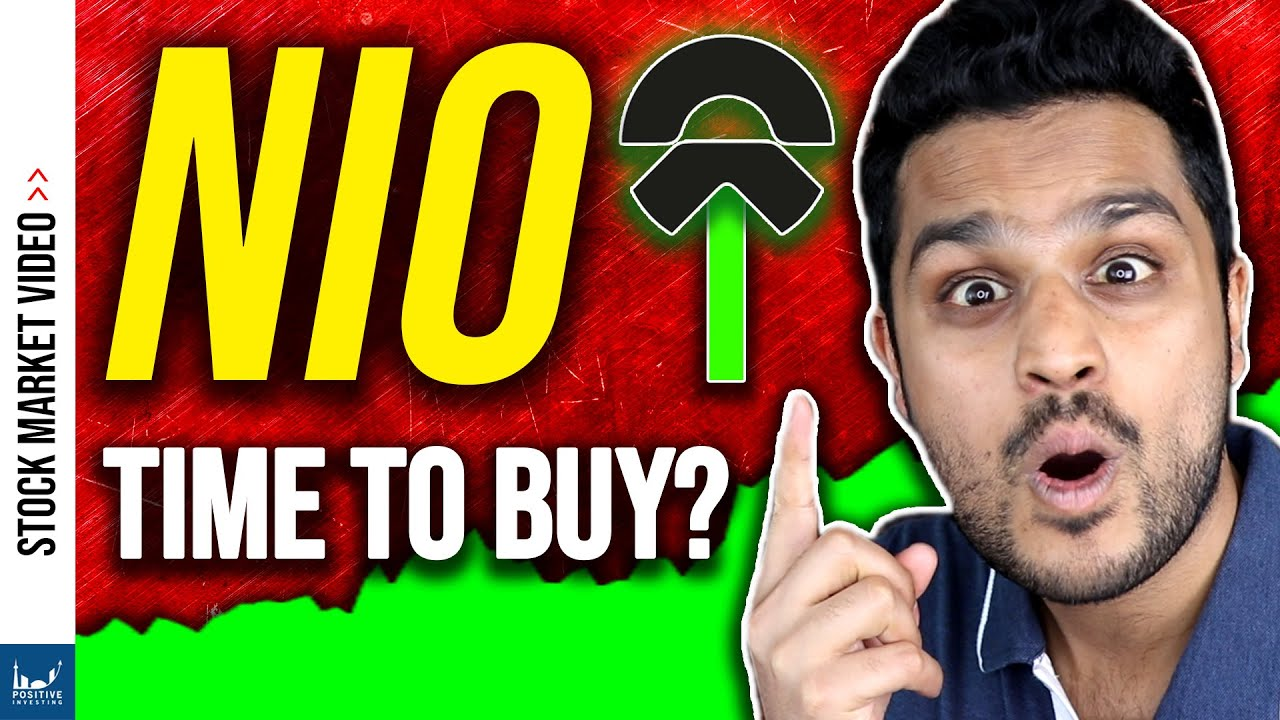Nio Stock is on FIRE! Is Nio Undervalued?