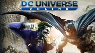 [DC Universe Online] Test et Gameplay [FR] [PS4]