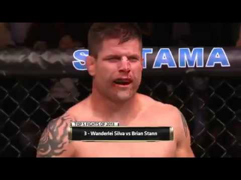 Top 5  MMA fights of 2013   UFC