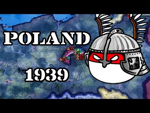 Hearts of Iron 4 Challenge: 1939 Poland