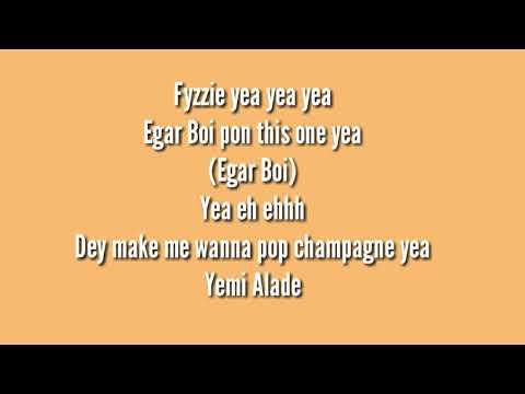 Yemi Alade-How I Feel lyrics