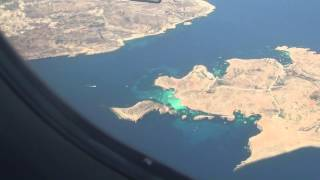 Maltese Islands From Above