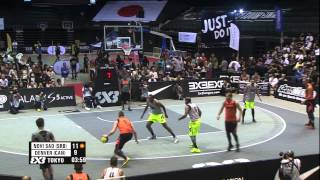 Novi Sad (SRB) vs Denver (USA) - Full Game - 2014 FIBA 3x3 World Tour Final