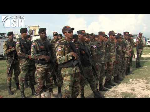 Presidente de Haití condena petición de congresistas haitianos de retirar militares RD de su nación