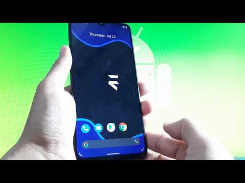 Evolution X 4.5 CFW Rom for Redmi Note 8 Pro ( begonia / begoniain )