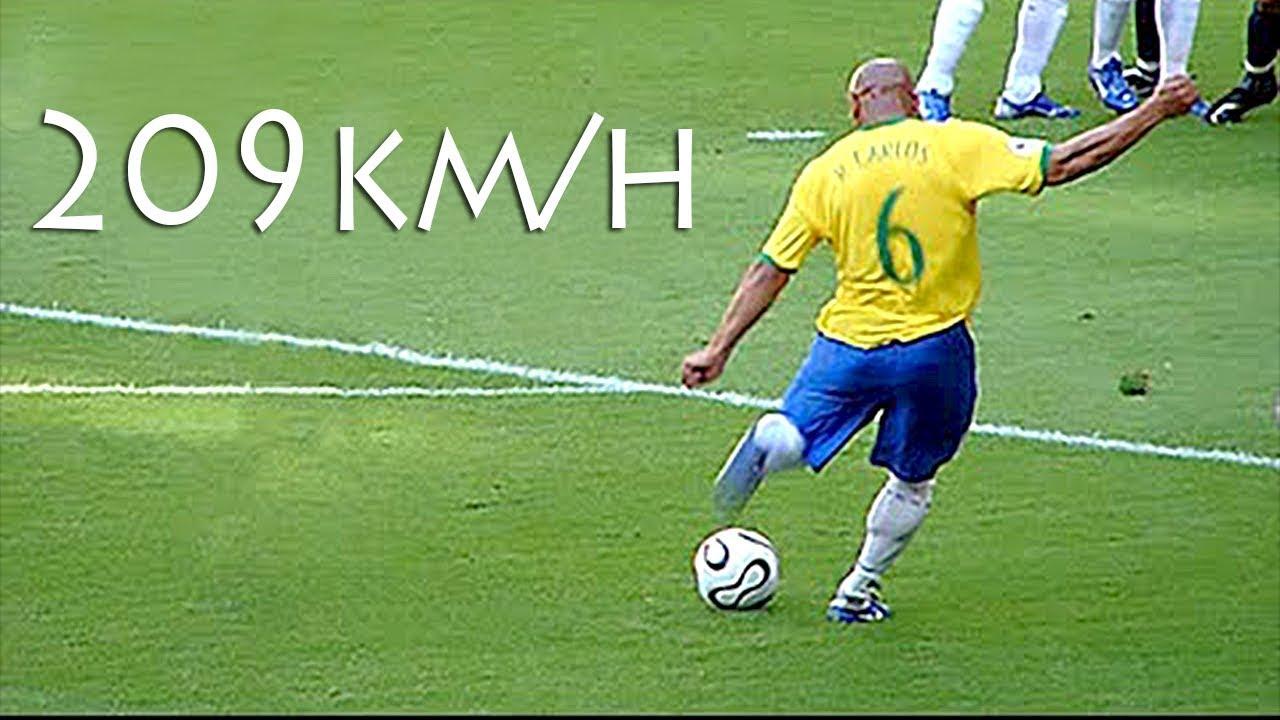 15 Golacos De Roberto Carlos Que Vao Impressionar Voce Youtube