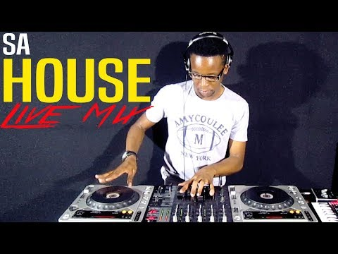 GREATEST SOUTH AFRICAN HOUSE LIVE MIX 17 AUGUST 2018 BY ROMEO MAKOTA
