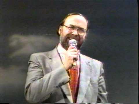 Terry sings Public Access Christian Karaoke