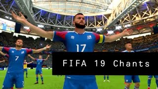 BEST FIFA 19 CHANTS