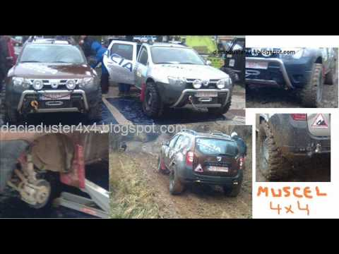 dacia duster renault 4x4 off road preparations youtube. Black Bedroom Furniture Sets. Home Design Ideas
