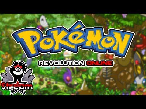 Pokemon Revolution Online - Bug Catching Stream (19/07/2017) - First Try!