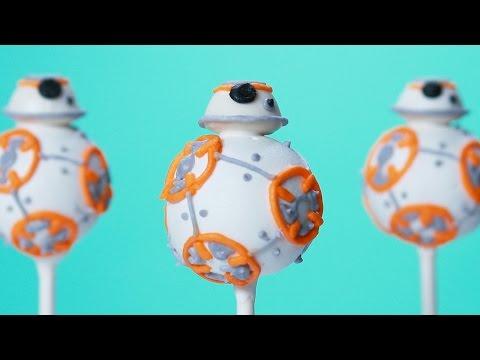 Save BB-8 CAKE POPS - NERDY NUMMIES - STAR WARS Screenshots