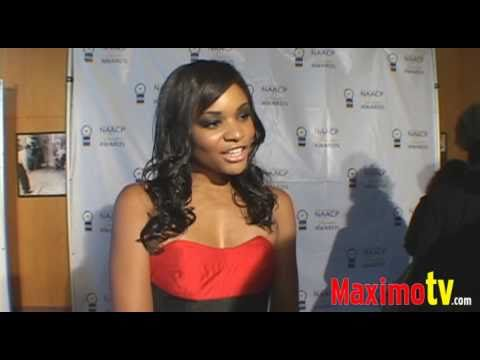 Erica Hubbard  at the 19th Annual NAACP Theatre Awards